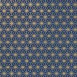asanoha-bleu